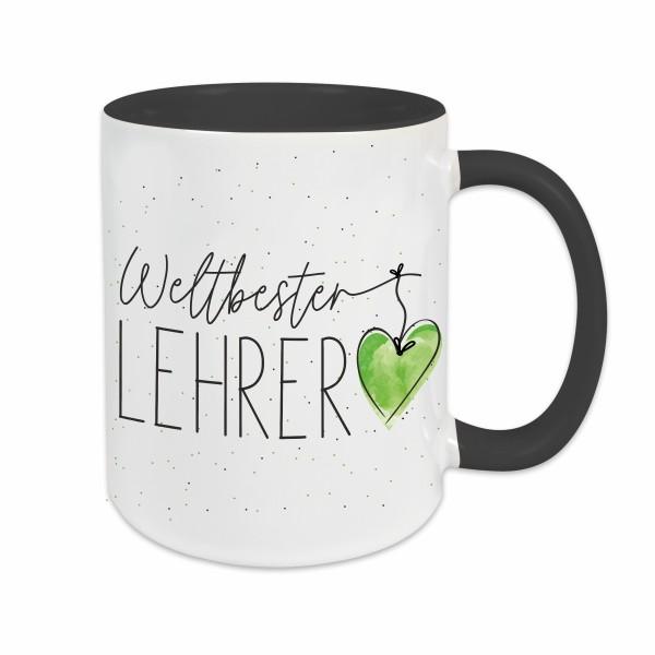 Tasse - Weltbester Lehrer