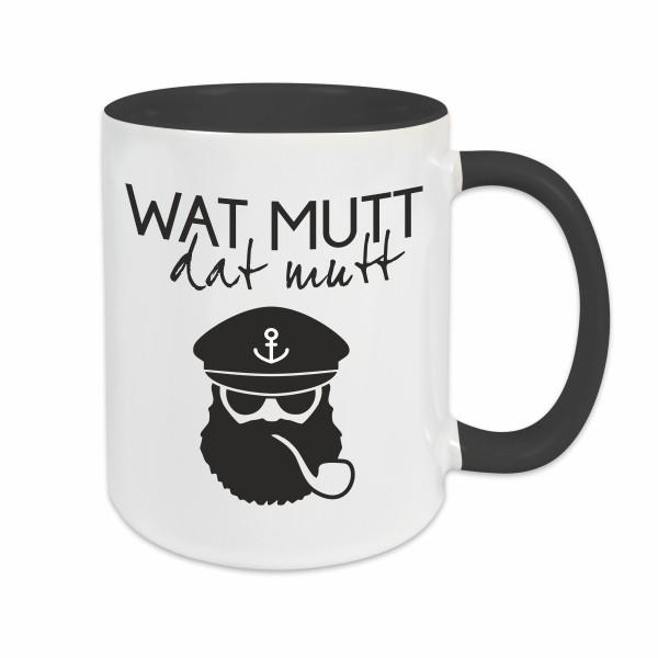 Tasse - Wat mutt, dat mutt