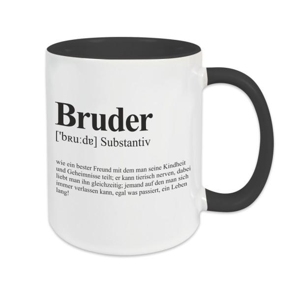 Tasse - Definition Bruder