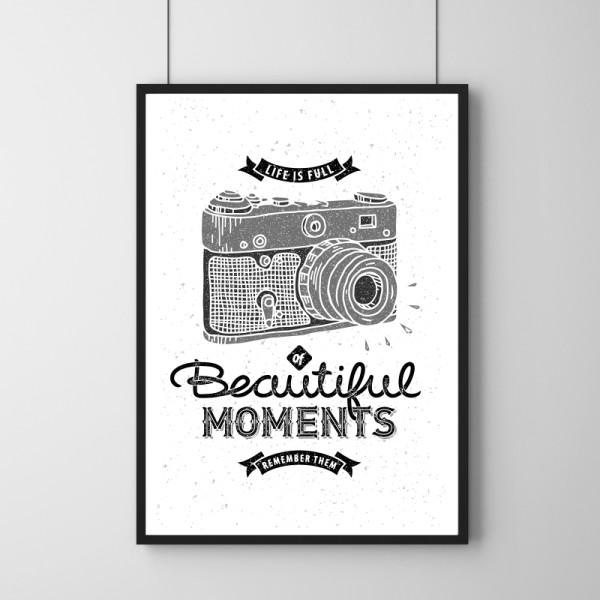 Poster - Beautiful Moments