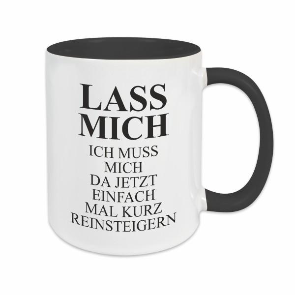 Tasse - Reinsteigern